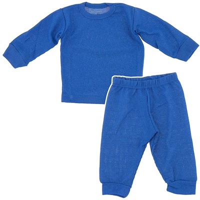 Beverly Hills Polo Club Royal Blue Thermals for Infants and Boys