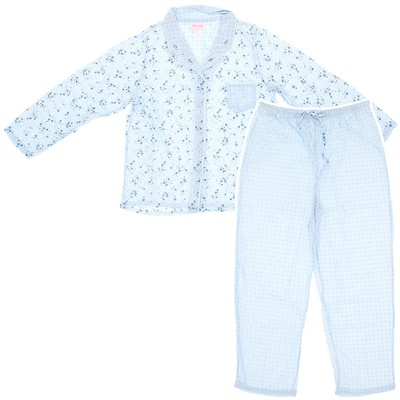 Blue Rose Plus Size Pajamas for Women