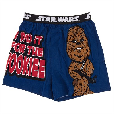 Star Wars Wookie Boxer Shorts for Men