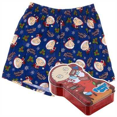 Stewie Rather Naughty Boxer Shorts for Men
