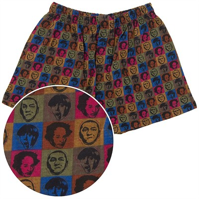 Three Stooges Boxer Shorts for Men