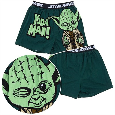 Yoda Man Boxer Shorts for Men