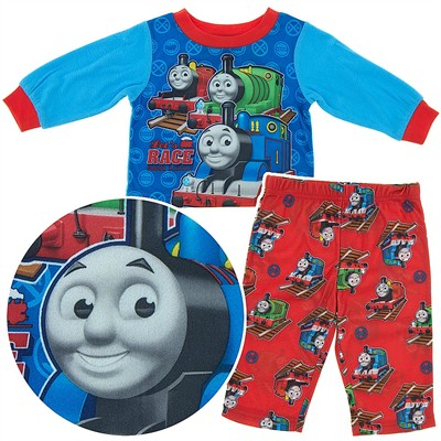 Thomas the Tank Engine Let's Race Pajamas for Infant Boys