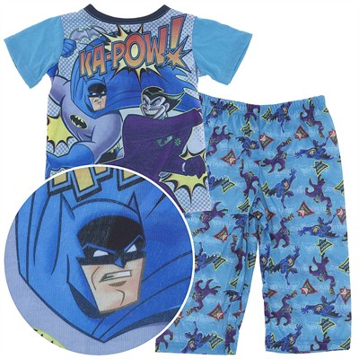 Batman and the Joker Pajamas for Toddlers and Boys