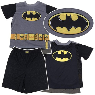 Batman Shorty Pajamas for Boys