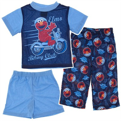 Elmo Biking Club Pajamas for Infant Boys