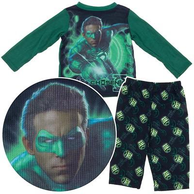 Green Lantern Chosen One Pajamas for Toddler Boys