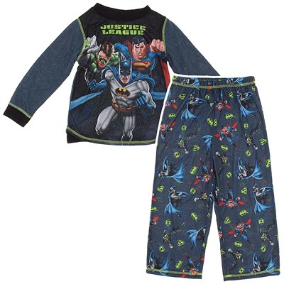 Justice League Pajamas for Boys