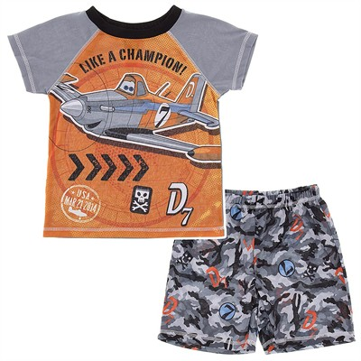 Planes Like a Champion Pajamas for Boys