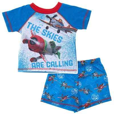 Planes Skies are Calling Pajamas for Toddler Boys