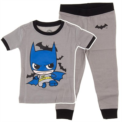 Batman Funko Cotton Pajamas for Infant and Toddler Boys