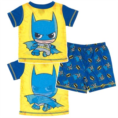 Batman Funko Short Pajamas for Toddler Boys