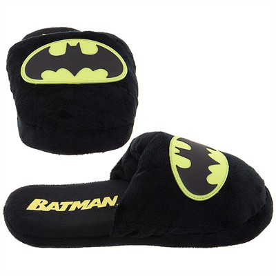 Batman Black Slippers for Men