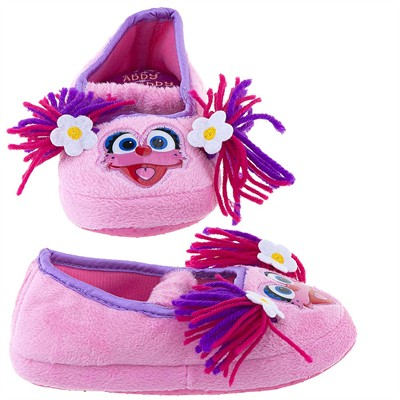 Abby Cadabby Slippers for Toddler Girls