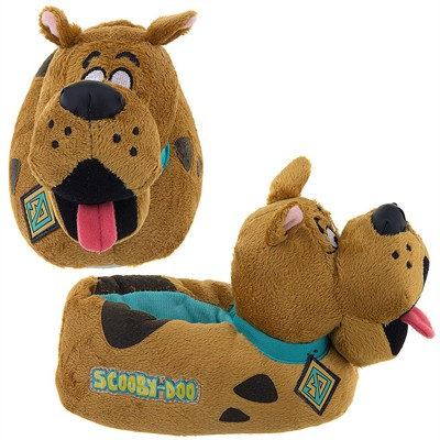 Scooby Doo Slippers for Toddler Boys