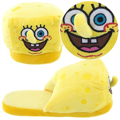 Spongebob Slippers for Men