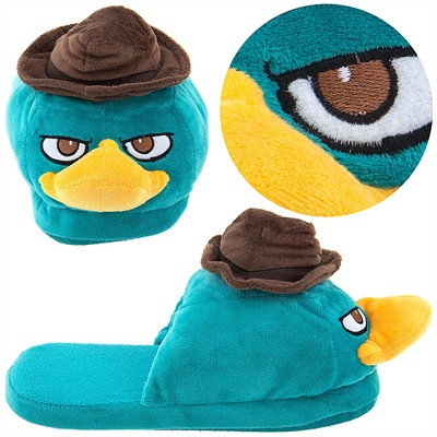 Perry the Platypus Slippers for Men