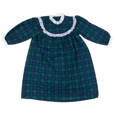 Blackwatch Classic Christmas Nightgown for Toddlers and Girls