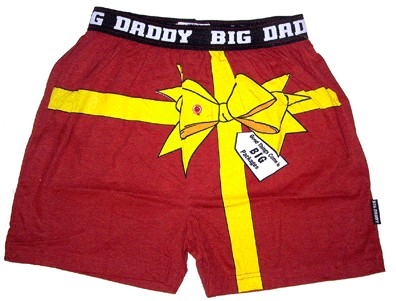 Clearance: Assorted Christmas Boxer Shorts for Men