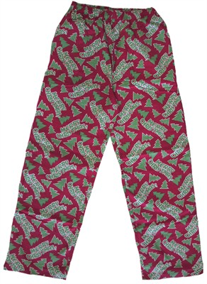 Clearance: Assorted Christmas Pajama Pants for Men