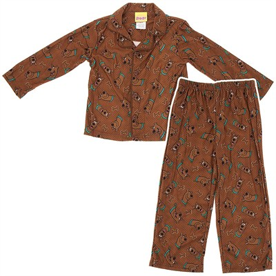 Scooby Doo Pajamas for Boys