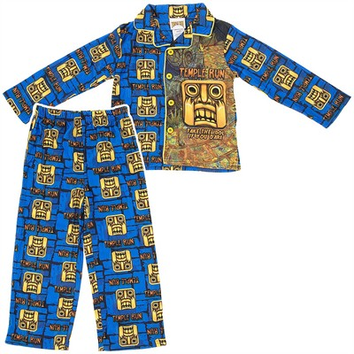 Temple Run Pajamas for Boys