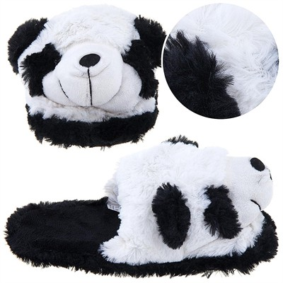 Panda Slippers for Girls