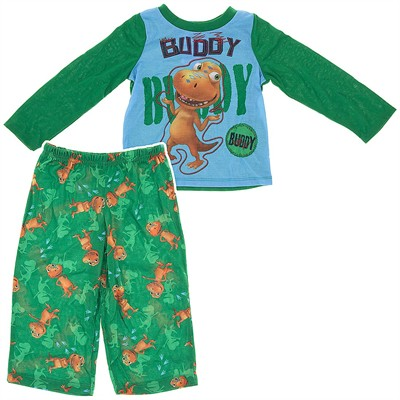 Dinosaur Train Buddy Pajamas for Toddler Boys