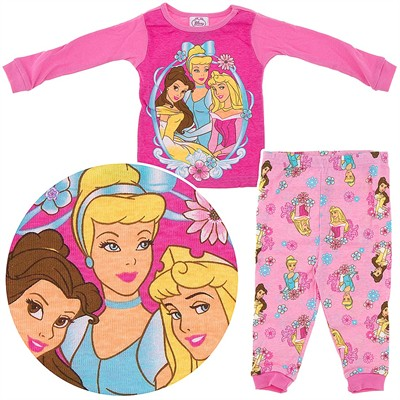 Disney Princess Pink Cotton Infant Girls