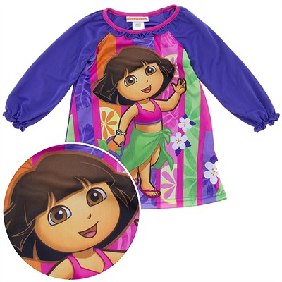 Dora the Explorer Nightgown for Toddler Girls