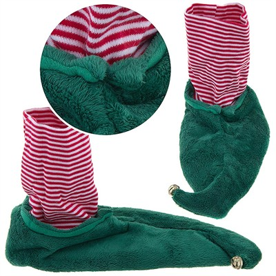 Elf Slippers for Men, Women and Kids