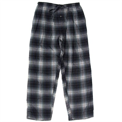 Plaid Flannel Pajama Pants for Women