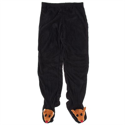 Rudolph the Red Nosed Reindeer Footed Pajama Pants for Women