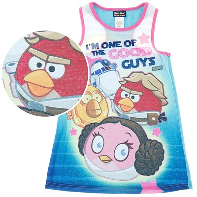 Angry Birds Star Wars Nightgown for Girls