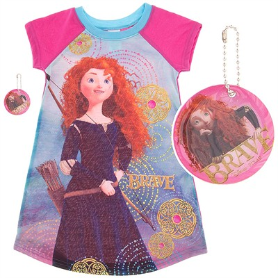 Brave Nightgown for Girls