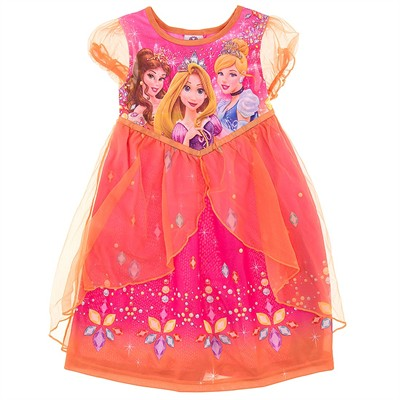 Disney Princess Fantasy Nightgown for Girls