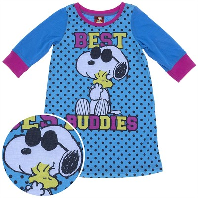 Snoopy Best Buddies Nightgown for Girls
