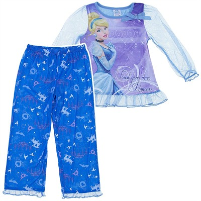 Cinderella Trust Your Inner Princess Pajamas for Girls