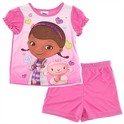 Doc McStuffin Pajamas for Toddler Girls