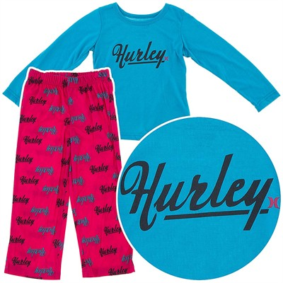 Hurley Pajamas for Girls