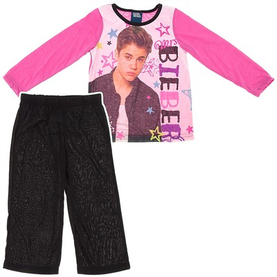 Mrs. Justin Bieber Pajamas for Girls