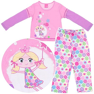 Fairy Pajamas for Girls