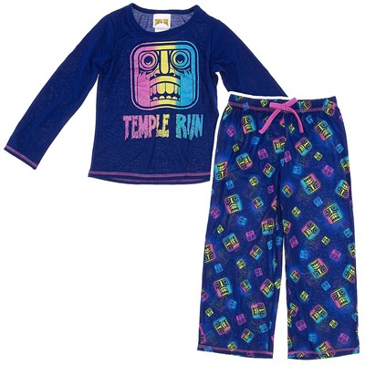 Temple Run Pajamas for Girls