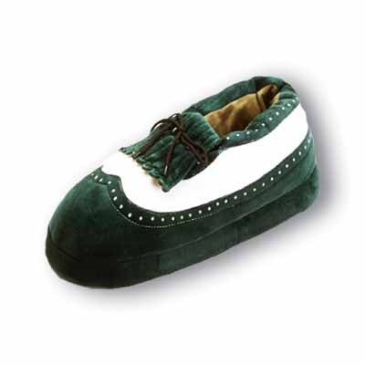 Green Golf Shoe Slippers for Women and Men