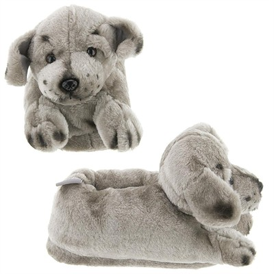 Puppy Animal Slippers for Women, Men and Kids