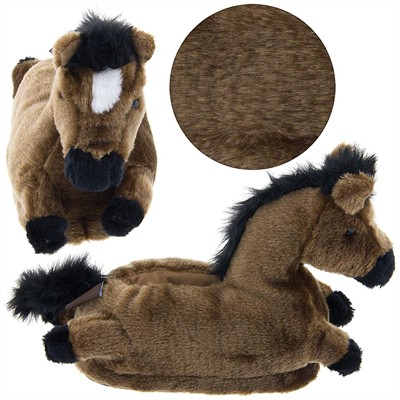 Horse Animal Slippers for Kids, Women and Men