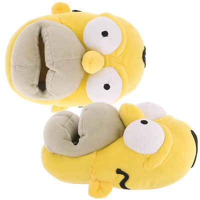 Homer Simpson Slippers for Men