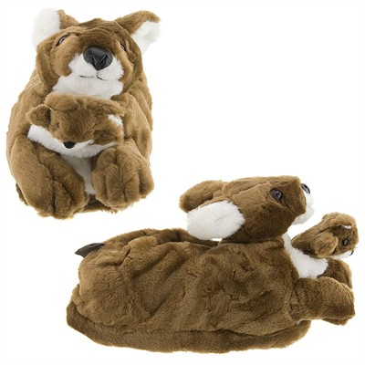 Kangaroo Slippers for Women and Men