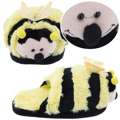 Bumblebee Slippers for Girls
