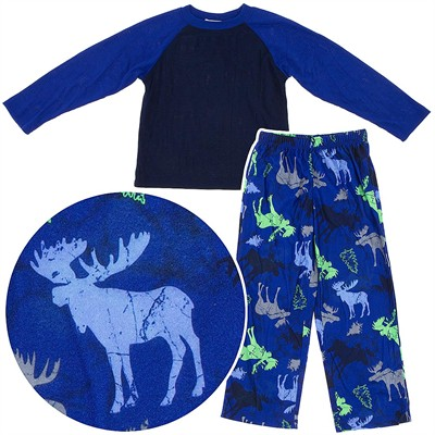 Blue Moose Pajamas for Boys